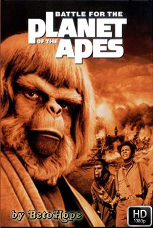 Batalla Por El Planeta De Los Simios [1973] [Latino-Ingles] HD 1080P  [Google Drive] GloboTV