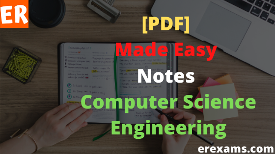 Made Easy Gate Notes For Computer Science Engineering