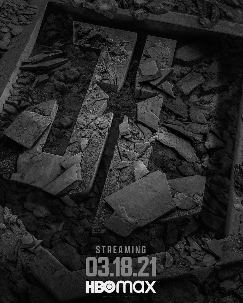 Режиссёрская версия «Лиги справедливости» - Постер 1