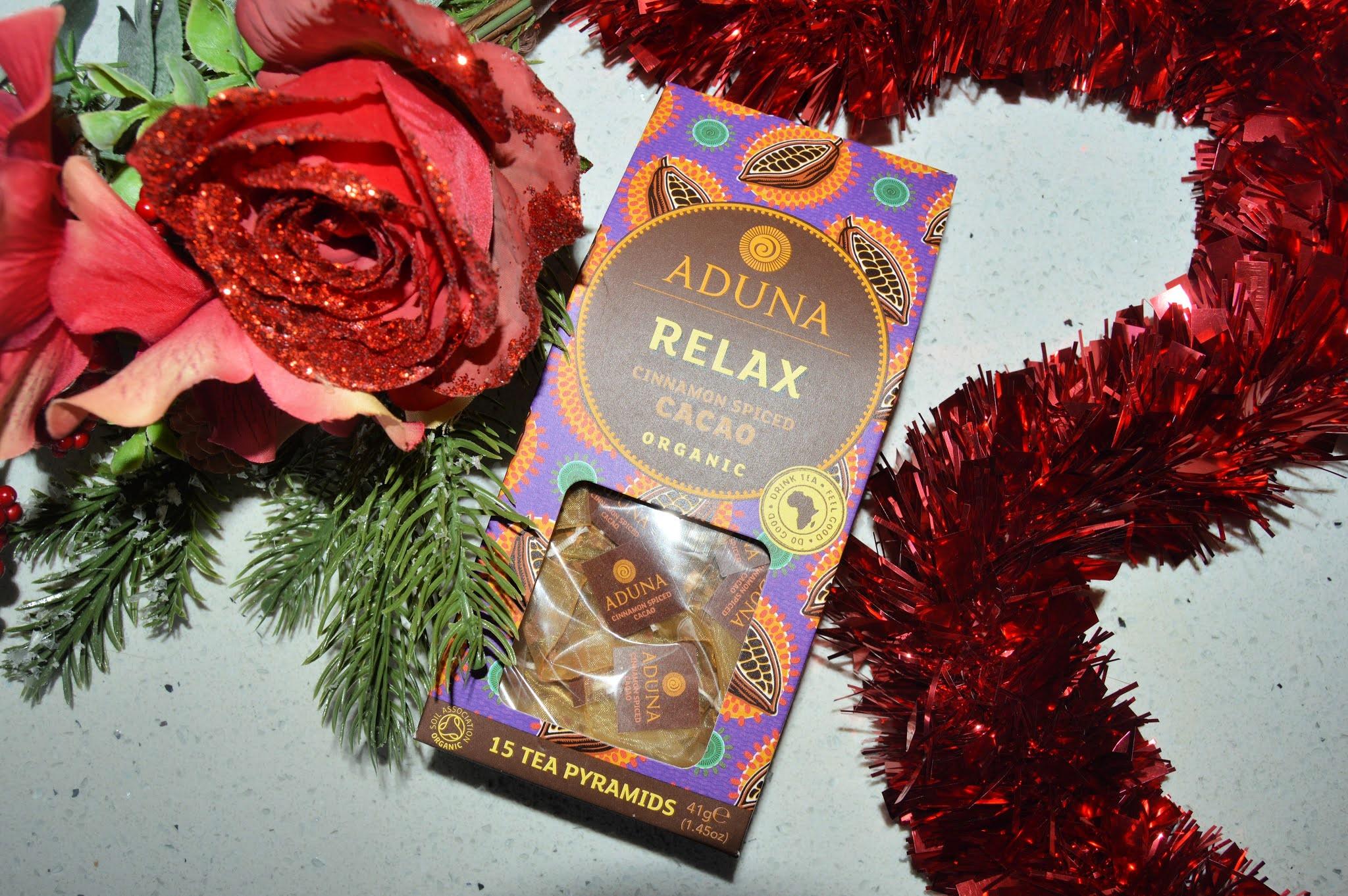 aduna relax tea
