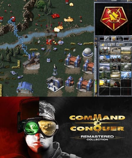 تنزيل لعبه Command and Conquer Remastered Collection للكمبيوتر