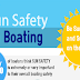 Sun Safety in Boating #infographic