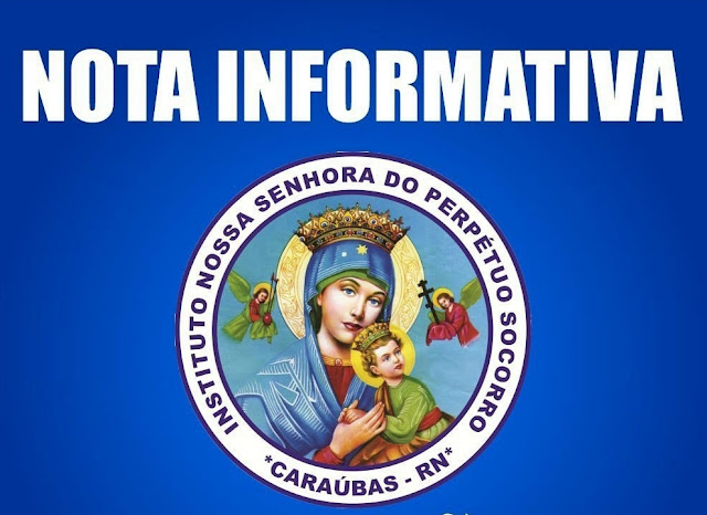 Comunicado do INSPS em Caraúbas sobre a suspensão temporária das atividades presenciais
