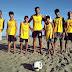 Jóvenes de La Guaira se unen al fútbol playa a través de Training Beach Soccer
