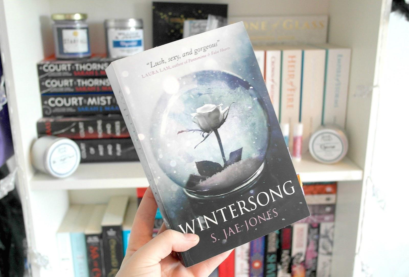 REVIEW: WINTERSONG BY S. JAE-JONES