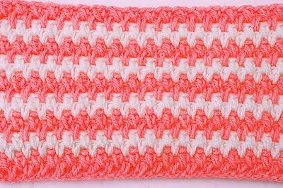 5-Crochet Imagen Puntada frijolito a crochet y ganchillo por Majovel Crochet