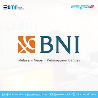 Rekrutmen Lowongan Kerja PT BNI (Persero) Tbk Tingkat SMA/SMK (BINA BNI)