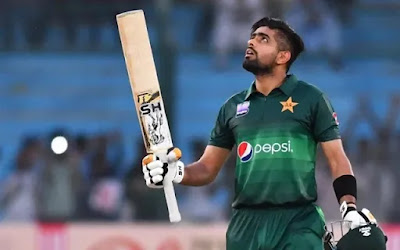 Pakistani batsman Babar Azam gave this answer to the letter 2020
