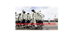 Nigerian Navy Recruitment 2018/2019 DSSC Form / www.joinNigeriannavy.com Apply Here Now