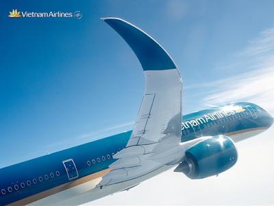 Vietnam Airlines hủy 10 chuyến bay do ảnh hưởng của bão số 3