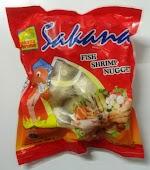 Nuget Fish Shrimp Sakana
