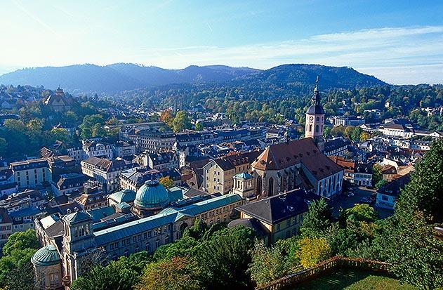 Stellenangebot Stadt Baden Baden