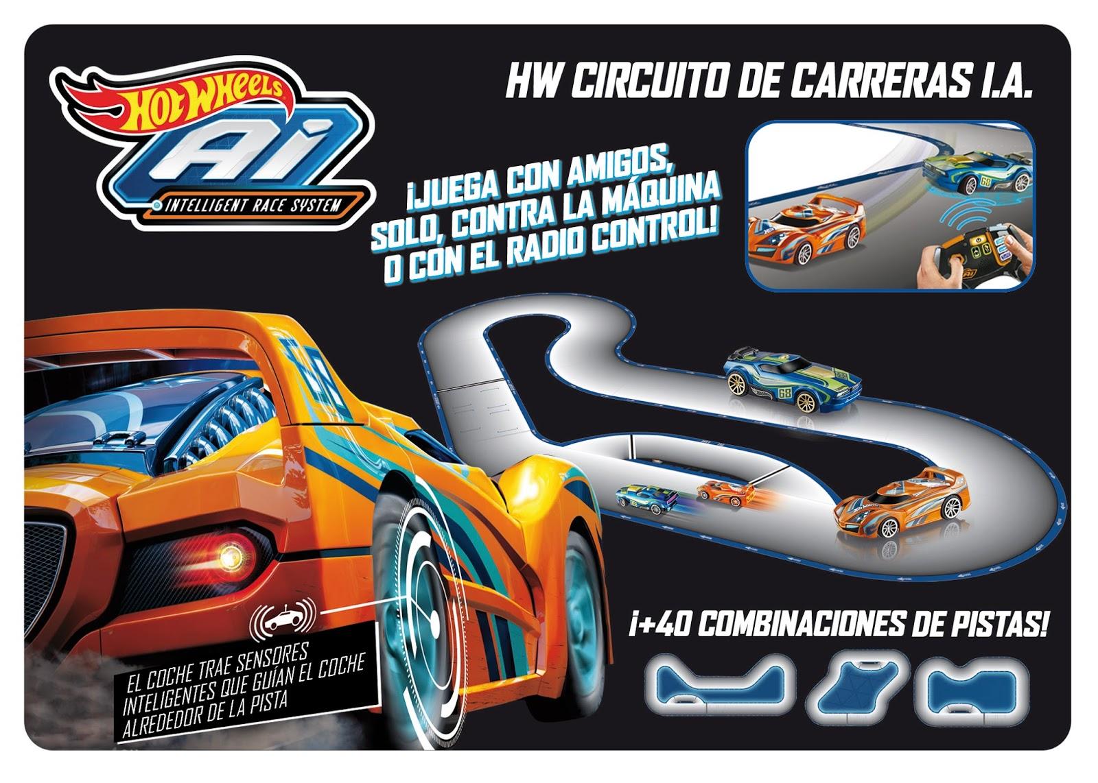 Circuito Hot Wheels : Los Ángeles de papi hot wheels circuito de carreras i a