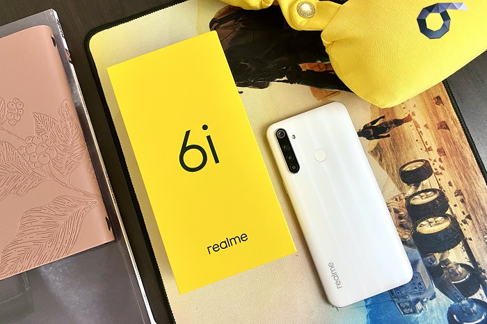 Realme 6i Philippines Unboxing