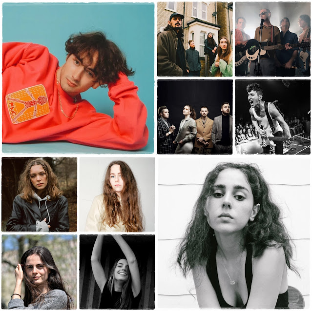 Muzyczne Odkrycia 2020: Alfie Templeman, Samia, Dry Cleaning, Kiwi Jr., Another Sky, Des Rocs, Holly Humberstone, Alice Boman, Valeria Stoica, Angie McMahon