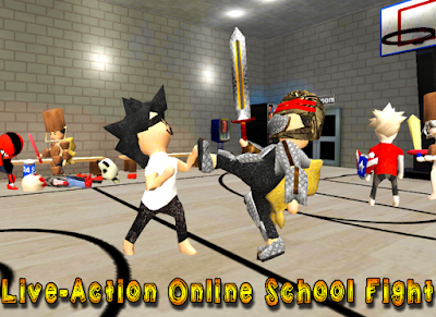 Download School of Chaos Online MMORPG v1.541 Mod
