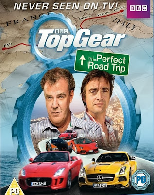Poster Of Hollywood Film Top Gear The Perfect Road Trip (2013) In 300MB Compressed Size PC Movie Free Download At worldfree4u.com