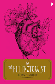 Interview with Chris Panatier, author of the Phlebotomist