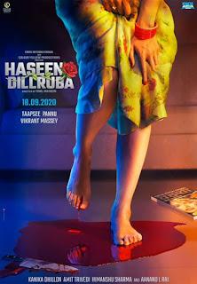 Haseen Dillruba First Look Poster 1