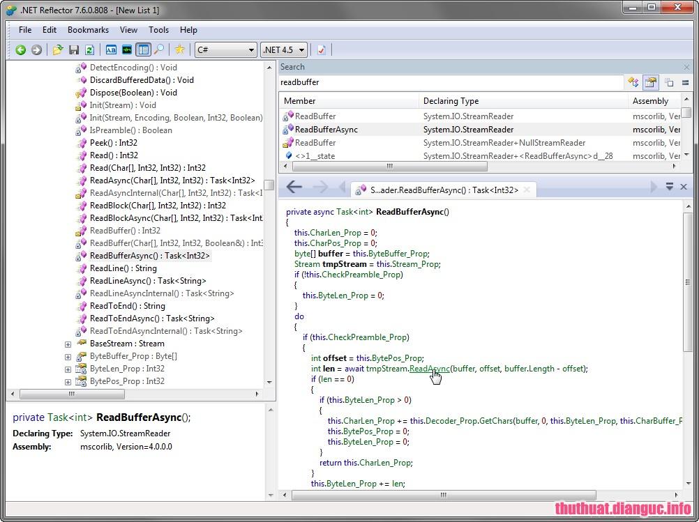 Download .NET Reflector 10.1.5.1419 Full Crack, .NET Reflector, .NET Reflector free download, .NET Reflector full key