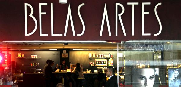Cine Belas Artes perde patrocínio da Caixa e pode fechar