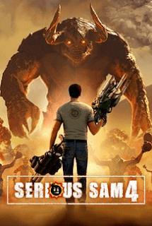 تحميل لعبه Serious Sam 4 للكمبيوتر