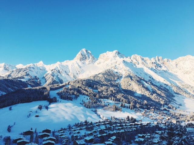 ski amade, maria alm