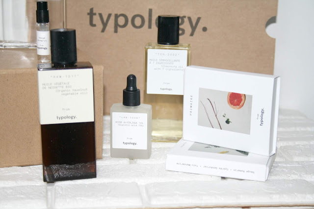 Typology Fragrances and Layering