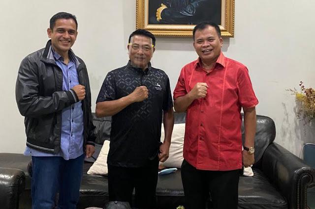 Ilal Ferhad Sebut Muhammad Nazaruddin Jadi Panitia di KLB Demokrat Deli Serdang.lelemuku.com.jpg