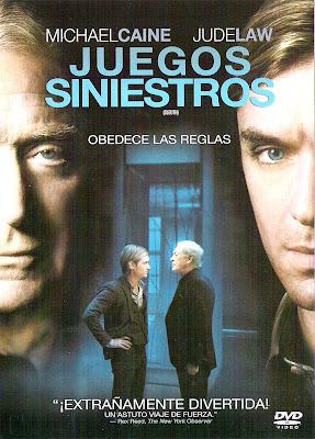 Juegos Siniestros (2007) DVDRip Latino