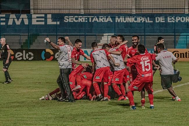 4 de Julho vence o São Paulo no jogo de ida da Copa do Brasil