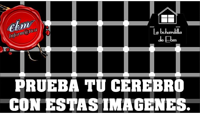 PON A PRUEBA TU CEREBRO CON ESTAS IMAGENES