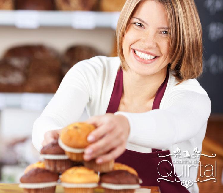 Seja um empreendedor de alimentos responsável. É bom para você, é bom para o consumidor. Foto original Shutterstock, todos os direitos reservados.