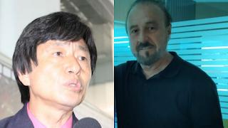 Jamil Ono e Mário Celso