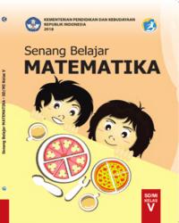 Buku Matematika Siswa Kelas 5 k13 2018