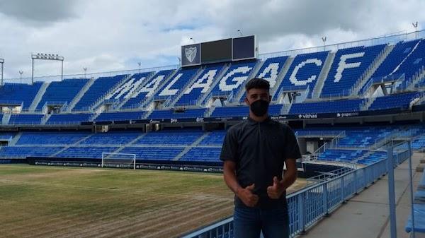 Oficial: El Málaga firma al juvenil David Pastor