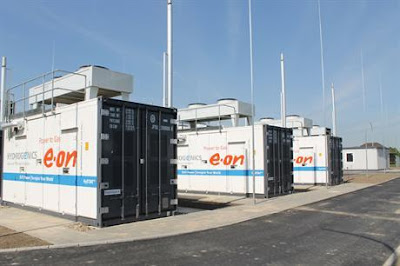 E.on launches power-to-gas plant