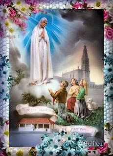 Resultado de imagen para Virgen de Fátima