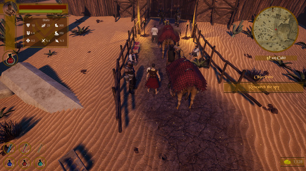 Lands of Pharaoh Episode 1 Free Download PC Game Cracked in Direct Link and Torrent. Lands of Pharaoh Episode 1 – Lands of Pharaoh is a TPS multi-camera-angle based adventure game. The hero, Heragos, tries to get to Cairo in order to find the messages, related to…