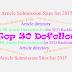 Top 30 Dofollow High PR Article Directories List for SEO Backlinks