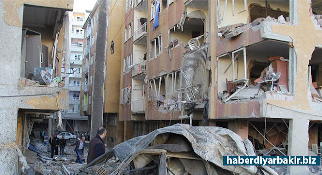 DIYARBAKIR-In the attack carried out by bomb-laden vehicle in Diyarbakır Bağlar where crowded with civilians number of those who lost their lives rose to 9.