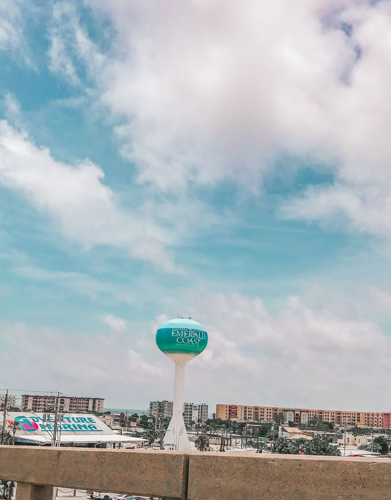 The Emerald Coast Ball Tower
