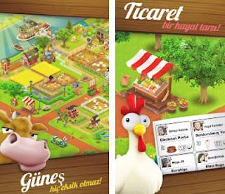 Android çiftlik oyunları