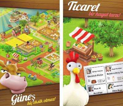 Hay Day - Android Çiftlik Oyunu İndir ve Oyna - 2020