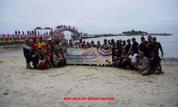 fasilitas wisata pulau tidung