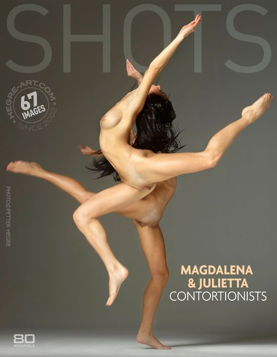 Hegre-Art - Julietta and Magdalena - Contortionists