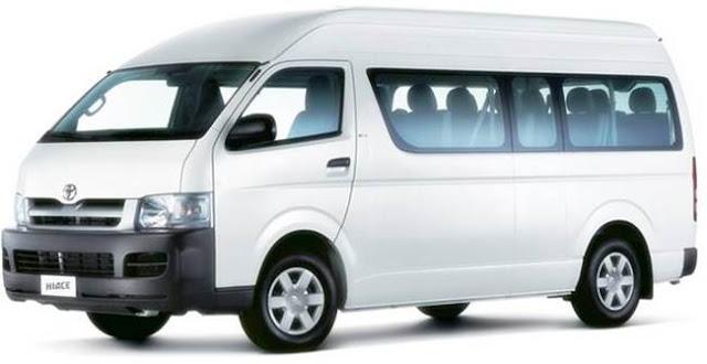 2018 Toyota Hiace Redesign