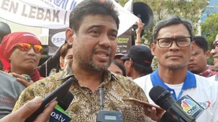 Bantah Terima Jabatan Dari Istana, Said Iqbal: 2 Juta Buruh Tetap Lakukan Mogok Nasional