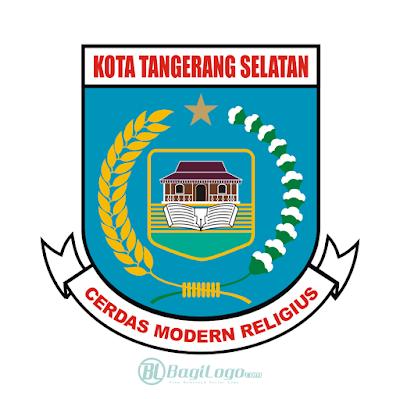Kota Tangerang Selatan Logo Vector