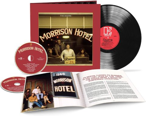 The Doors - Morrison Hotel 50th anniversary deluxe edition 2020 [Flac]